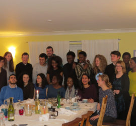 University of Essex Catholic Chaplaincy Christmas Party